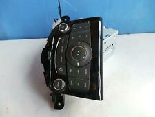 HOLDEN CRUZE STEREO/HEAD UNIT STANDARD CD PLAYER, JH, W/ BLUETOOTH TYPE, 03/11-