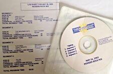 RADIO SHOW: CHRISTIAN TOP 10 5/26/02 TOBY MAC, JARS OF CLAYM POD, CREED, PILLAR