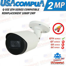 Replacement Qth8053B Hd 1080p 2Mp Surveillance Camera (No Cable Included)