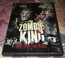 The Zombie King (DVD, 2016) Corey Feldman, Edward Furlong TESTED FREE SHIPPING
