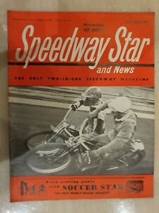 SPEEDWAY STAR and News, 18th January 1964 Vol.12 No.44
