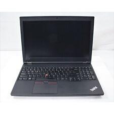 "New listing Lenovo ThinkPad L560   Intel i5 6300U 2.4Ghz 8Gb Ram 256Gb Ssd 15.6""   B"