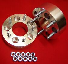 """CHEVY CAMARO Third Generation to Fifth Generation Wheels SPACERS ADAPTERS 1.5"""""""