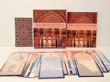 The Heart of Islam Inspirational book and cards pack 2002 Timothy Freke