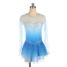 Figure Skating Competition Dress Ice Skating Training Dress Girl Costume A178