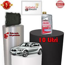 KIT FILTRO CAMBIO AUTOMATICO E OLIO BMW SERIE 1 F20 116 D 85KW 2010 -> |1098