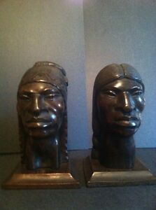 2 Vintage Aymara Natives -  Carved Wood - Attributed to G. Arias - Exceptional!