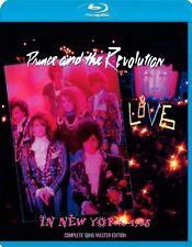 Prince / Purple Rain Tour 1985 Concert in New York 1xBlu-Ray 116min.