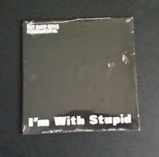 Pet Shop Boys I'm With Stupid US Rhino Promo prcd400156 SEALED Rare Card Sleeve
