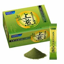 FANCL Green Tea Powder Marugoto Sencha catechin mineral vitamin