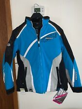 "Womens CASTLE ""CHARM"" G2 Winter Snowmobile Jacket sz XL - NWT $149.99"