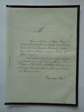 Mme BAGET née JULIE MATHIEU 1865 Familles CLEMANDOT DORLEANS