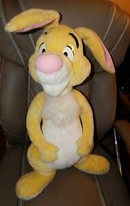 Disney Winnie the Pooh Jumbo 24 Inch Rabbit Plush Vintage Stuffed Animal Toy