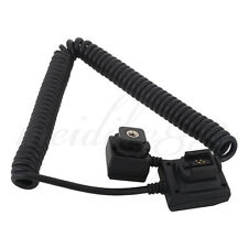 Meike MK-FA01 TTL Sync Cords Cable Flash Light Off Sony Minolta DSLR Speedlite