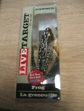 Live Target Frog - Lure lot 1102