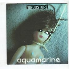(HB404) Drugstore, Aquamarine - 2012 CD