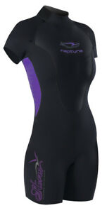 Women's Wetsuit 2/3mm Storm Shorty - Neptune Brand