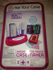 Make your own case for iphone and ipod touch and bonus samsung galaxy s3 and s4