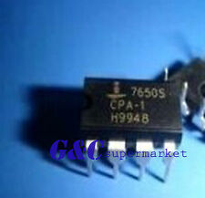 10Pcs Icl7650Scpa Icl7650 Intersil Ic Opamp Chopper 2Mhz 8Dip New good quality