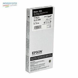 EPSON Ink Cartridge Black 200 ml für Surelab SL-D700