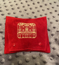 Cartier Travel Limited Edition Watch Case Pillow Jewelry Pouch