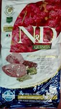 Farmina N&d Quinoa Weight Management Lamb 7 kg -crocchette Cane cani con Agnello