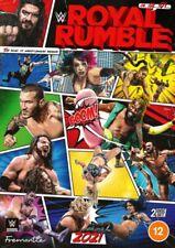WWE Royal Rumble 2021 - DVD Region 2