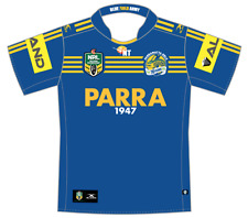 Parramatta Eels 2017 Home Jersey Mens, Womens & Kids Sizes NRL Blades PARRA NT