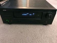Denon Avr-391 Hdmi Av Receiver Amplifier System. 5.1 channel. Tested works.