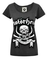 Amplified Motorhead March Women's T-Shirt