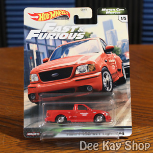 Ford F-150 SVT Lightning - Fast & Furious Motor City Muscle - Hot Wheels (2020)