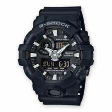 Orologio CASIO G-SHOCK Multifunzione Analogico e digitale Nero GA-700-1BER