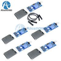 10PCS Raindrops Detection Sensor Modue Rain Weather Module Humidity For Arduino