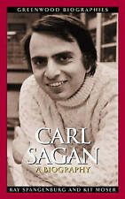 Carl Sagan: A Biography (Greenwood Biographies)-ExLibrary