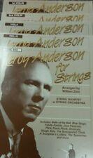 Leroy  Anderson  for  Strings Arranged  by  William  Zinn String Quartet