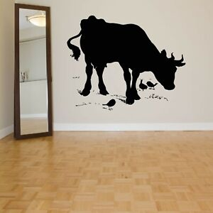 Cow Wall Décor Decals Stickers Vinyl Art For Sale In Stock Ebay
