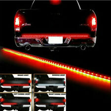 60' Led Strip Tailgate Light Bar Reverse Brake Signal Tail for Chevy Ford Dodge