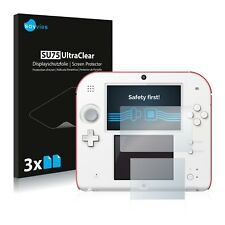 6x Savvies Screen Protector for Nintendo 2DS Ultra Clear