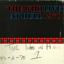The Who - Live At Hull [CD]