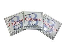 La Bella Tres Cubano Strings - Cuerdas Musicales 9 Cuerdas (9 String) - 3 Sets
