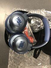 Jbl Everest Elite 750Nc Bluetooth Wireless Over Ear Headphones Blue