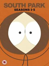 South Park: Seasons 1-5 (Box Set) [DVD]