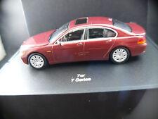 BMW 7er BMW 7 series 1/43 neuf inbox/en boîte MIB