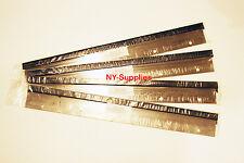 Set of 4 Wash-up Blades for Heidelberg GTO-52 Offset Printing Press - Brand New