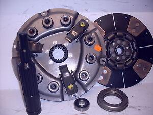 fits ih ihc Farmall CASE-IH 330 340 504 tractor clutch kit 4 pad disc