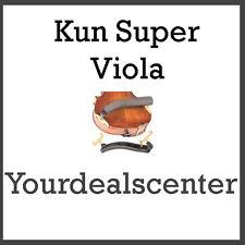 Genuine Kun Super Viola  Shoulder Rest