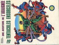 BD TTBE/NEUF : UNE AVENTURE DE L' ARAIGNEE ( SPIDERMAN ) N° 13 TENTACULES (T)