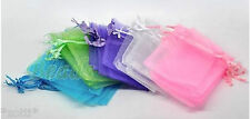 5 Organza Bag Jewellery Bags Packaging Ca 9 CM X 7 CM Bag Cloth Bag