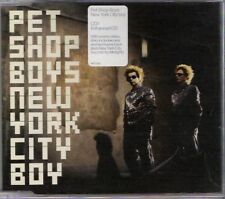 Pet Shop Boys - New York City Boy - UK CD 1