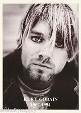 Poster: Music :Kurt Cobain - Nirvana - 1967-1994 Free Shipping! #Lpo390 Lw12 J